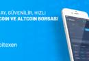 Bitexen.com bedava coin